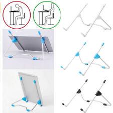 Metal Foldable Lap Desk Bracket Laptop Notebook Bed Table iPad Stand Adjustable