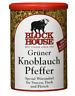 BLOCK HOUSE GRÜNER KNOBLAUCH PFEFFER 200g - Würzmittel - Fleisch - Fisch - Soße