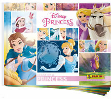 PaninI Disney Princess Heart of a Princess Sticker Collection - Album + 10 Packs