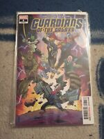 GUARDIANS OF THE GALAXY #8 Donny Cates 1st Print [MARVEL COMICS, 2019]