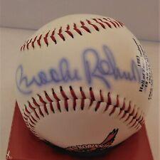 BROOKS ROBINSON Autographed Limited Edition Logo Baseball. COA. Orioles HOF