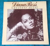 DIANA ROSS - Greatest Hits 2 - Vinyl LP - Tamla Motown - STML12036