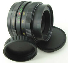 ⭐SERVICED⭐ HELIOS 44m 2/58 Russian Soviet USSR Lens M42 Canon EOS Fujifilm 44-2