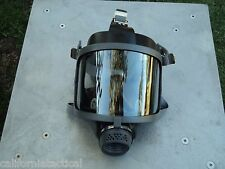 Scott/SEA Gas Mask 40mm NATO W Free Carry/Storage Case Free Shipping
