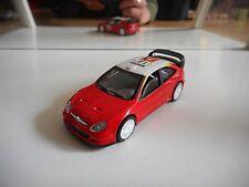 Solido Citroen Xsara WRC in Red on 1:43