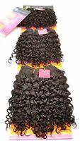 100% Cheveux Humains Jheri Boucle, Afro Kinky Bouclé Tissage Serpentin Couture 3