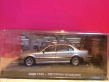 007 SUPERBE BMW 750IL TOMORROW NEVER DIES 1/43 BOITE SOUS BLISTER Q8