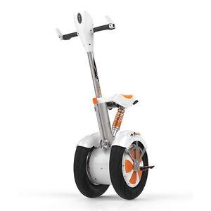 Airwheel A3 - Weiß/Orange - keine StVZO