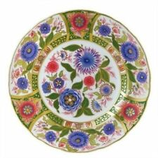 """New Royal Crown Derby 1st Quality Imari Accent 8"""" Plate - Kyoto Garden"""