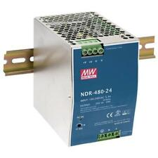 Alimentatore 24 V Ndr-480-24 80w 20a Mean Well