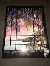 HC/DJ Book - The American Wing in the Metropolitan Museum of Art 1985
