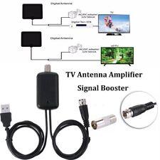 HDTV Aerial Amplifier TV Antenna Indoor 25dB TV Receiver Signal Amplifie Booster