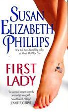 """FIRST LADY""  (SUSAN ELIZABETH PHILLIPS)  ~ (2000) ~  *** ROMANCE BOOK ***"