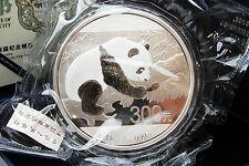 CHINA - 1 Kg Silberpanda mit Zettel in der Folie 2016 - SOFORT LIEFERBAR