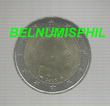 MONACO 2015 - 2 Euro munt Prins ALBERT - UNC!