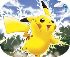 Pikachu pokemon charactor picturale ordinateur souris Tapis unbranded / generic