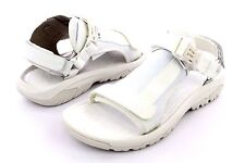 TEVA HURRICANE VOLT WHITE SPORT SANDALS US 10 WOMENS