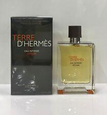 Herms Terre D´hermès Eau Intense vetiver spray 100ml perfume de mujer