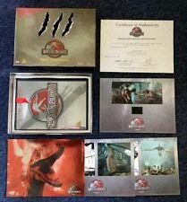Jurassic Park 3 - Special Edition Boxset DVD Collectors RARE SET Jurrasic III