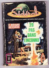 SIDERAL No7 Aredit 1970  REVUE TRIMESTRIELLE