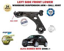für Alfa Romeo Mito 955 2008> NEU Linke Vorderseite unterer Querlenker