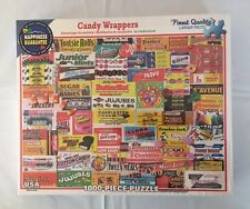CANDY WRAPPERS Puzzle White Mountain Puzzles 1000 Pieces NEW Free USA Shipping