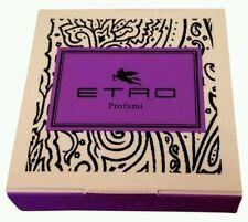 Patchouly ETRO EDT 8.5ML Durchstechflaschen Luxus Pack NEU