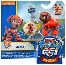 """Target Exclusive PAW PATROL ALL-STARS ZUMA DOG W/ ACTION 2"""" Action Figure NEW"""