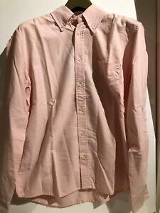 Camicia Uomo Mason's Colore Rosa Taglia L