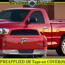 2002-2008 Dodge RAM 1500 03-09 2500-3500 Chrome Door Handle Covers NoPK+Tailgate