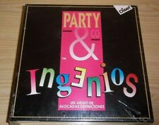 JUEGO DE MESA PARTY AND CO INGENIOS DISET