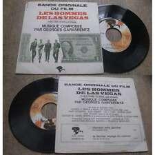 GEORGES GARVARENTZ - Les Hommes De Las Vegas RARE JAZZ FUNK OST SP 7' 69