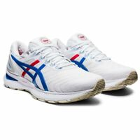ASICS GEL-NIMBUS 22 TOKIO Scarpe Running Uomo Neutral WHITE BLUE 1011A780 100