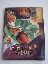 ROMAN , COLLECTION DE FONTENAILLES N° 26 , UN GATE SAUCE DE GENIE . BON ETAT .