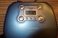 Panasonic CD Player SX270 Blau nur über Netzteil  (121)  2. Wahl.