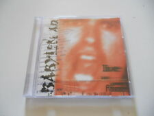 """Babylon AD """"Live in your face"""" Rare 1998 cd Apocalypse Records New"""