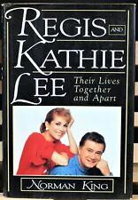 REGIS PHILBIN Signed Book - Regis and Kathie Lee