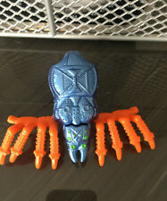 Vintage 1996 Mcdonald's Transformers Beast Wars Transmetals Spider BLACKARACHNIA