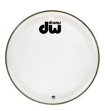 DW Drum Heads : 16 Inch Coated Clear  Bass Drum Head