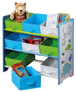 KESPER Aufbewahrungsregal Kinder Schubladen Kinderzimmer-Regal Kinderzimmerregal