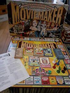 Movie Maker Board Game 1968 Parker / Palitoy Vintage Rare