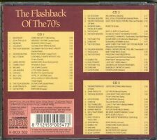 The Flashback of the 70's - vecchia 3 CD BOX 1992