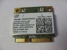Toshiba E205-S1904 Series Wireless Half Mini Card 622ANHMW V000200240 (K38-44)