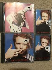 Simply Red Cd Cassettee Lot Mick Hucknall Simple Minds Phil Collins Tears Fears