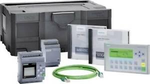 Siemens LOGO! KP300 BASIC STARTER LOGO! 12/24RCE SPS-Starterkit 12 V/DC, 24 V/DC
