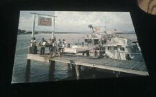 POSTCARD JOHN'S PASS ST. PETERSBURG,  FLORIDA