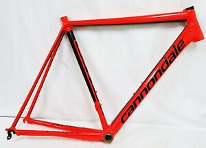 Cannondale Caad 12 56cm Road Bike Frame Alloy BB30 Lightweight Racing 700c Red