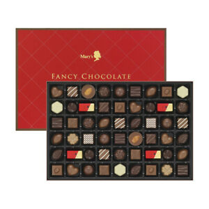 Mary's, Fancy Chocolate, 54 pc for Gift, Japan