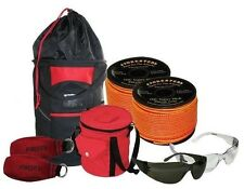 Tree Throw Line Kit /Two Rope Bags,2 Throw Lines,2 Throw Bags,Glasses,$100 Value