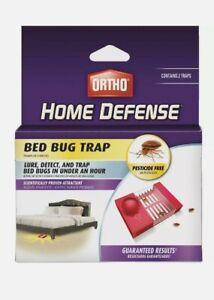 Ortho Home Defense Glue Bedbug Trap (2-Pack) 0465705  - 1 Each